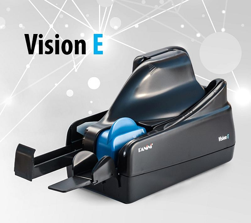 Panini Vision E intelligent scanner