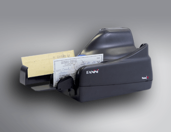 Vision X Check Scanner